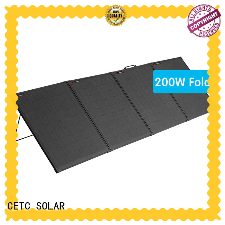 CETC SOLAR best folding solar panel factory for sale