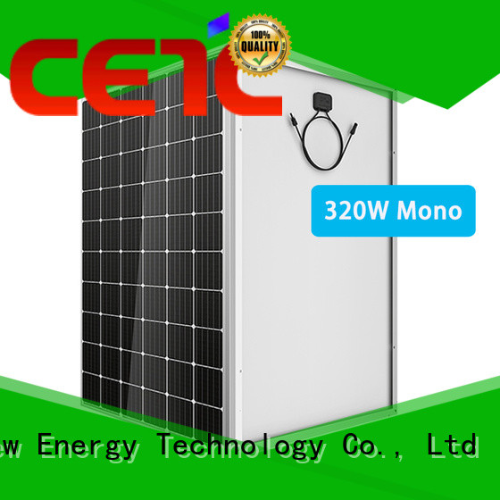 CETC SOLAR wholesale mono silicon solar panels install for industry