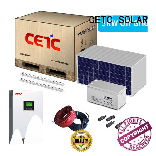 CETC SOLAR best off grid solar system supply for sale