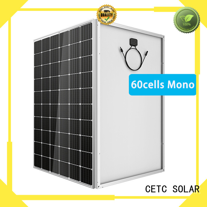 CETC SOLAR roof monocrystalline solar panel manufacturers for business