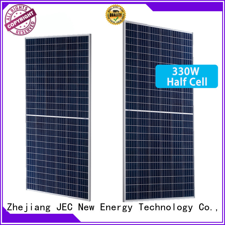 new paneles solares half cell with certification for home