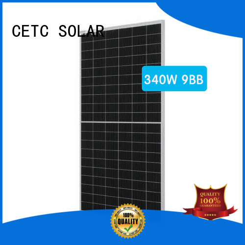 CETC SOLAR solar panel half cell factory for business