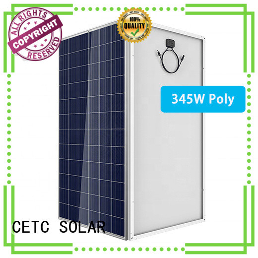 CETC SOLAR polycrystalline silicon solar cells supply for home