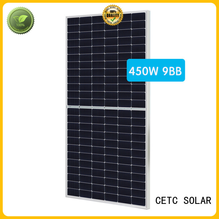 CETC SOLAR new half cut cells suppliers for home