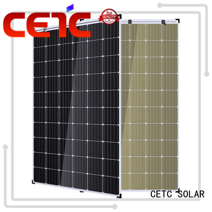 high-quality double glass solar modules factory for sale