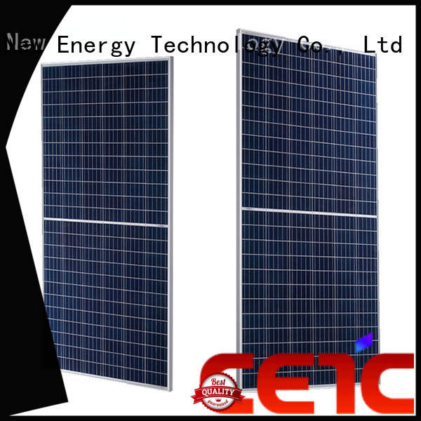 CETC SOLAR half cell panel supply for business