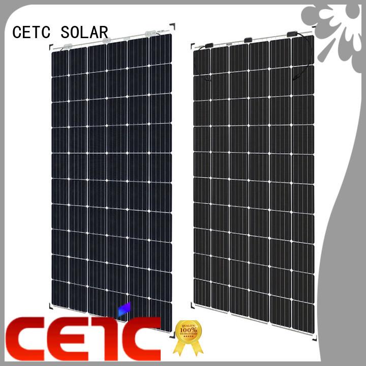 CETC SOLAR top bifacial solar panels factory for business