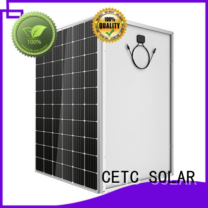 CETC SOLAR latest mono solar panel factory for home