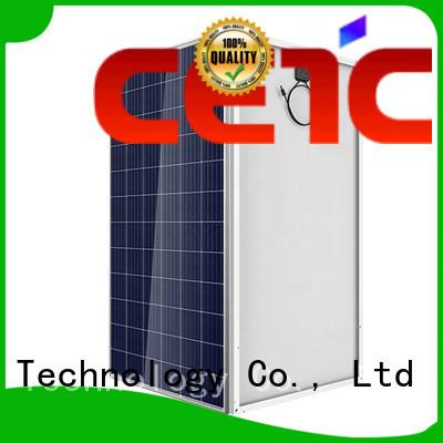 CETC SOLAR polycrystalline solar panel supply for company