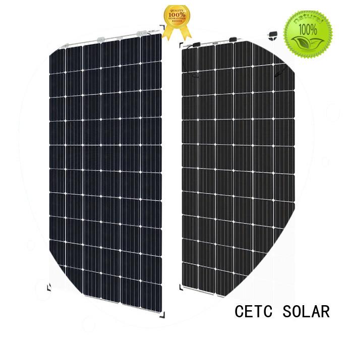 CETC SOLAR bifacial photovoltaic panels company