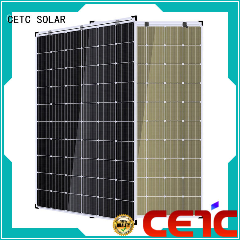 CETC SOLAR double glass solar panel factory for sale