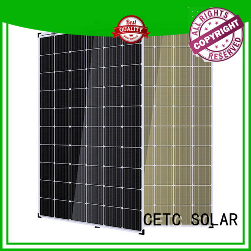 CETC SOLAR hot sale double glass solar panel company for outdoor energy